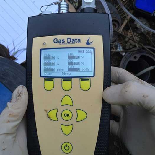 Gas Data